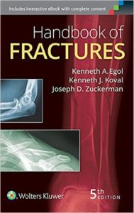 hand book of fractures